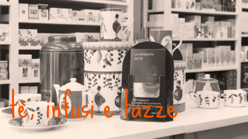 Tè, infusi e tazze